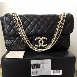 one of a kind rare chanel bag
